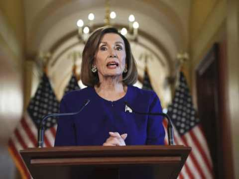 House Speaker, Nancy Pelosi Announced A Formal Impeachment Investigation Into President Donald Trump
