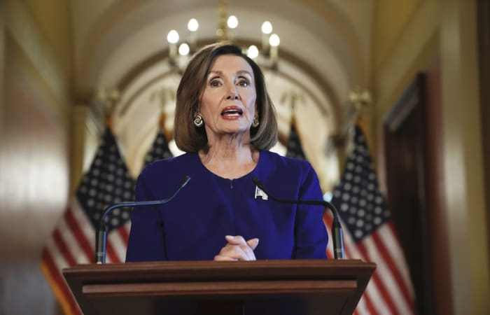 House Speaker, Nancy Pelosi Announced A Formal Impeachment Investigation Into President Donald Trump