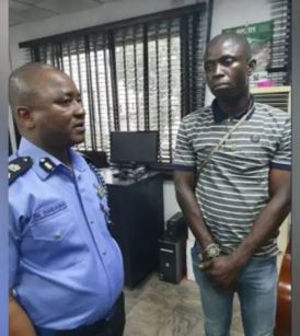 How Police Caught Port Harcourt Serial Killer While Trying To Kill Another Lady In Hotel