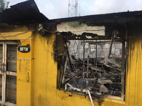 MTN Closes Service Centres, Orders Workers To Stay Home