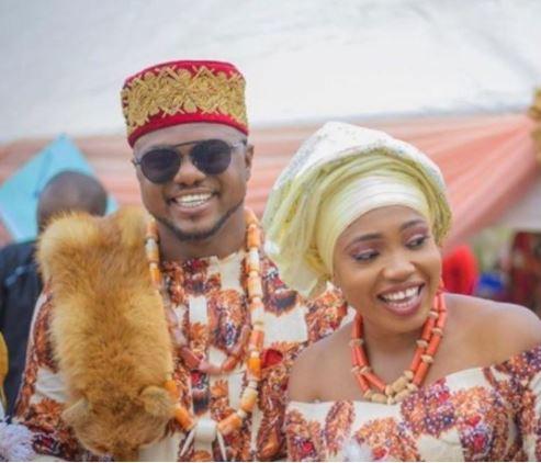 Popular Nollywood Actor, Ken Erics Marriage Crashes