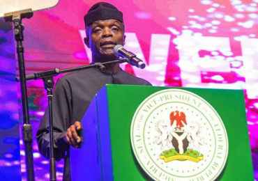 Resign, Clear Your Name And Make History - Ex-minister Tells VP Osinbajo