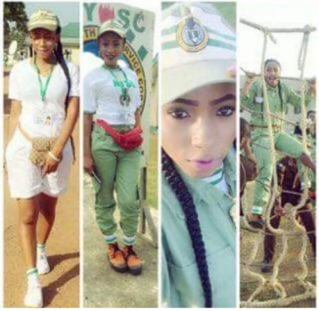 See Photos Of Mercy During Her NYSC