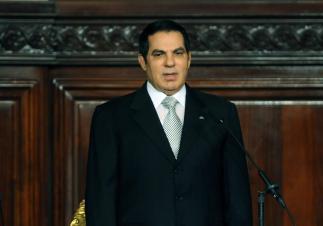Tunisia's Ex-President, Ben Ali Is Dead