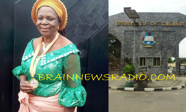University Of Calabar Deputy Registrar, Hannah Oboho Kidnapped (Photo)
