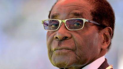 Zimbabwe Ex-president, Robert Mugabe, Dies At 95