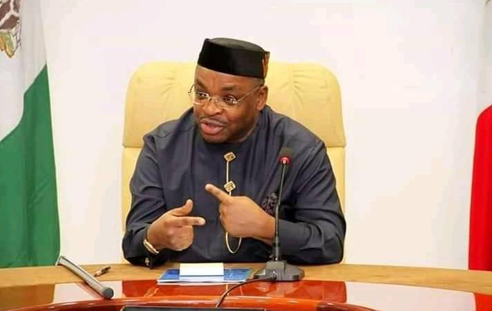 Akwa Ibom Gov, Udom Emmanuel Presents N597.8bn Budget For 2020 Fiscal Year