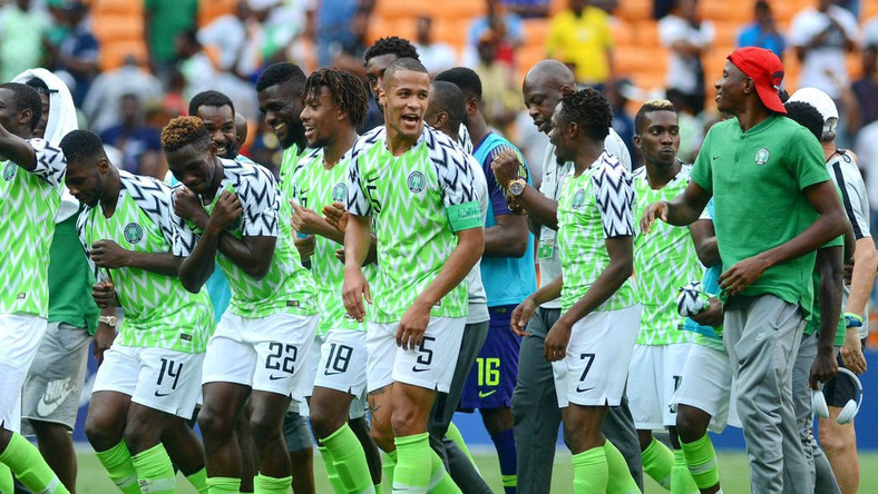 FIFA Ranking - Nigeria Now 35th In The World