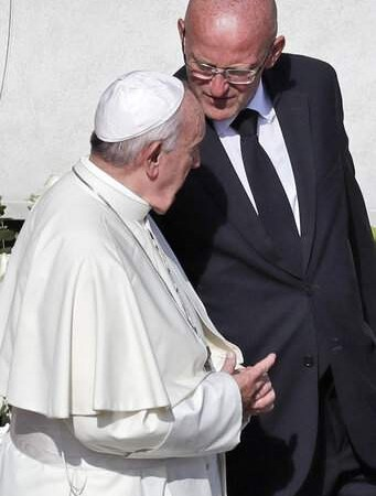 Pope Francis' Chief Bodyguard Resigns