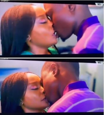 Rapper Vector Caught Kissing A Lady