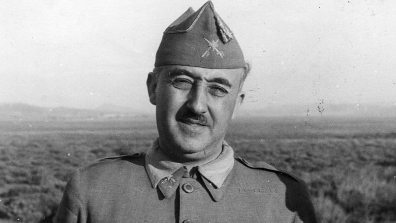 Remains Of Former Spanish Dictator, Francisco Franco To Be Exhumed