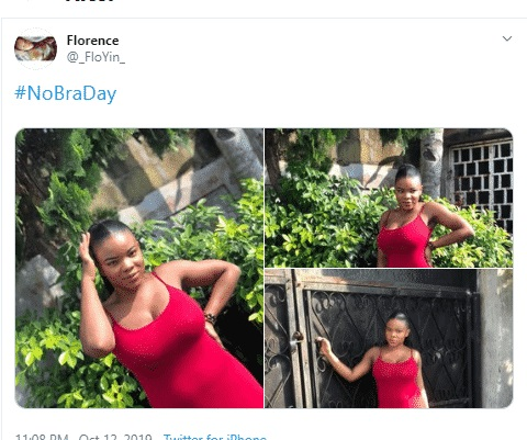 #NoBraDay: See Photos, As Women Go Bra-Free To Create Awareness For Breast Cancer