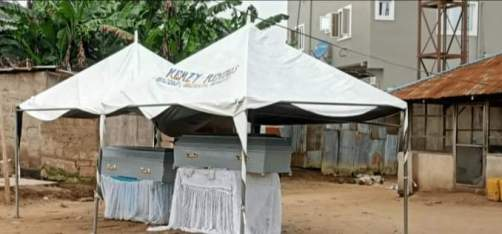 Corpses Of Couple Abandoned In Calabar