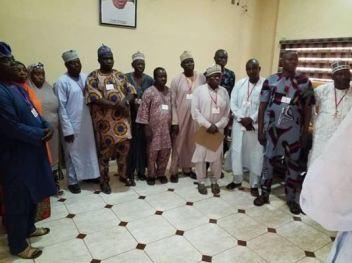 EFCC Detains 16 LG Chairmen In Kwara State