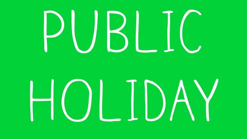 Eid-ul-Mawlud - FG Declares Monday Public Holiday