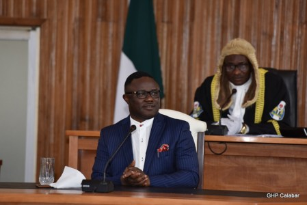 Governor Ben Ayade Of Cross River To Present 2020 Budget Proposal To State Assembly On Thursday