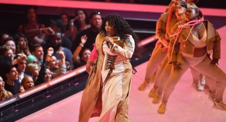 Lizzo Leads With Eight Grammy Nominations
