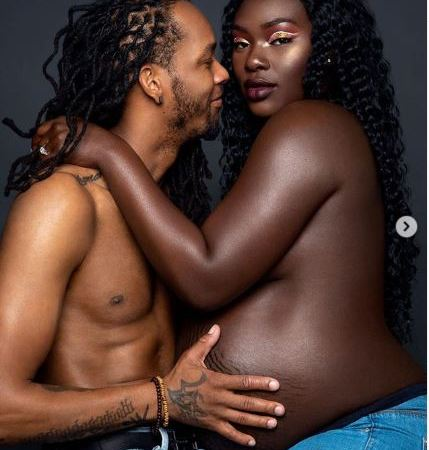 Sultry Maternity Pictures Set The Internet On Fire