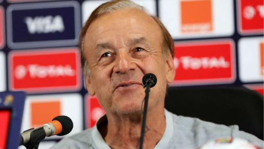 Why I Make Late Substitutions - Super Eagles Coach, Gernot Rohr Reveals
