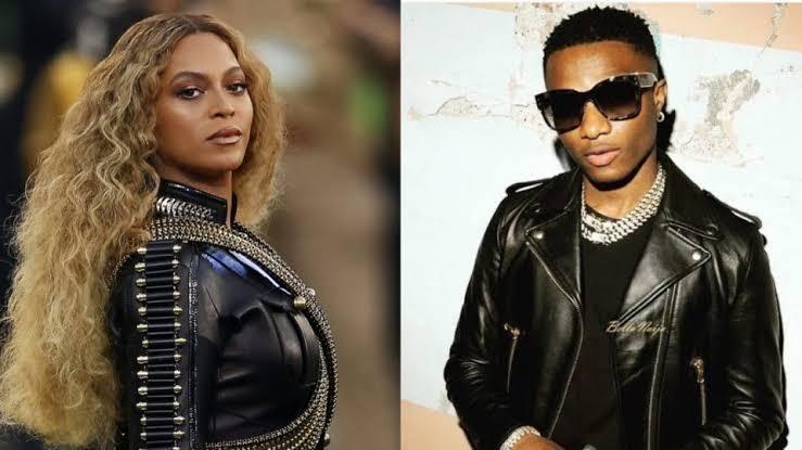 """Wizkid & Beyonce Begin Filming Music Video For """"Brown Skin Girl"""""""