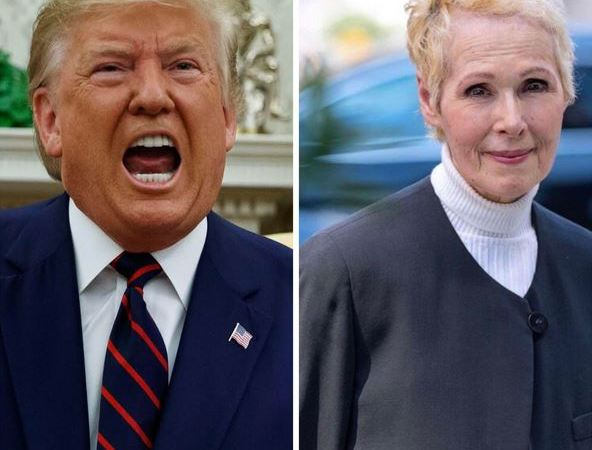 Woman Who Accused President Trump For Rape Sues Him For Defamation