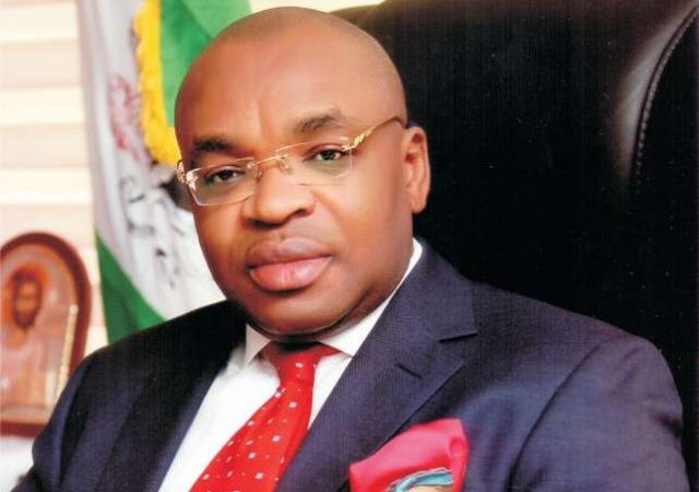 Governor Udom Emmanuel Of Akwa Ibom Loses Dad