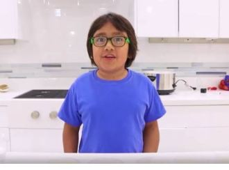 See Top 10 Best YouTube Earners In 2019, As 8-year-old Made $26m