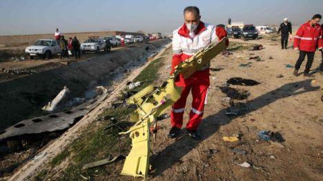 176 Killed As Ukrainian Plane Crashes In Iran