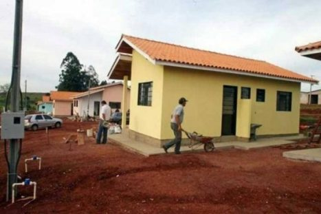 A Church In Brazil Uses Tithes To Build Houses For The Poor