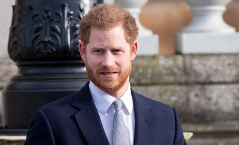 Ahead Of Royal Transition, Prince Harry Arrives Canada