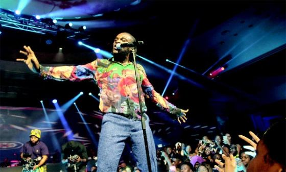 Burna Boy Loses To Beninese, Angélique Kidjo