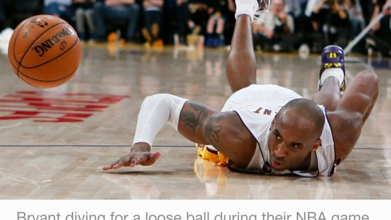 The Life Of Late NBA Icon, Kobe Bryant In Pictures