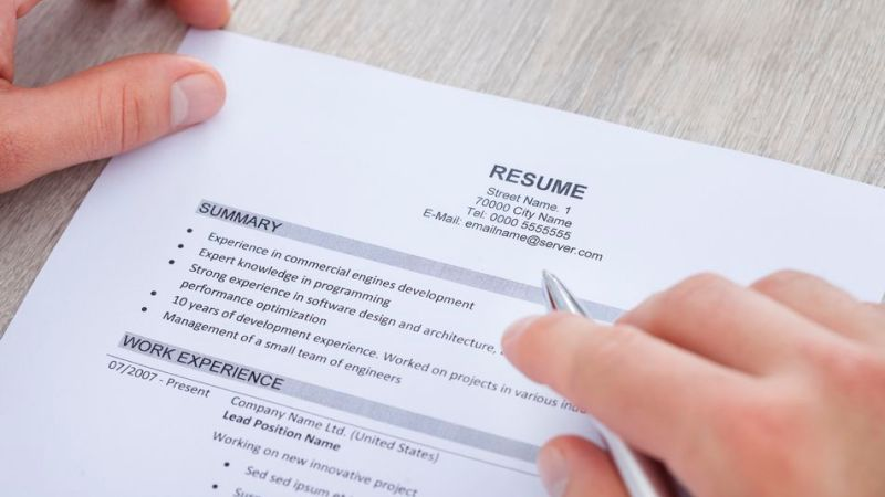 Tips To Increase The Value Of Your CV