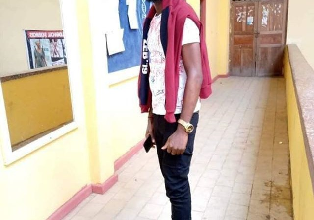 UNICAL Graduate & Former Class Reps Allegedly Commits Suicide By Drinking Sniper