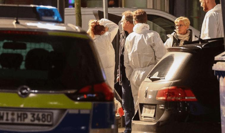 9 Shot Dead In Two Attacks On Hanau Shisha Bars In Germany