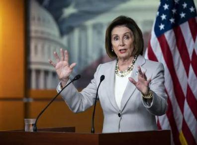 As Senate Acquits Trump Of Impeachment Charges, U.S. House Speaker Pelosi Breaks Silence