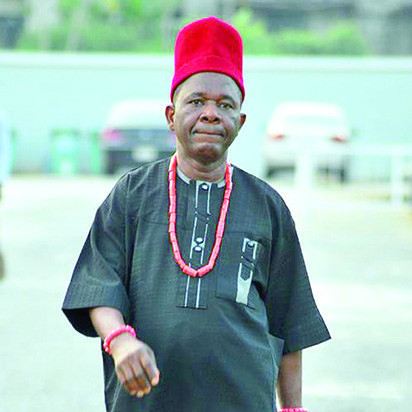 Nollywood Actor, Chiwetalu Agu Is Not Dead