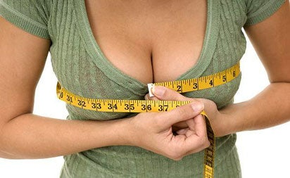 Study Reveals That 2 In 3 Women Unhappy With Their Breast Size