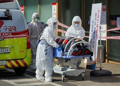 Global Cases Of Coronavirus Exceeds 700,000