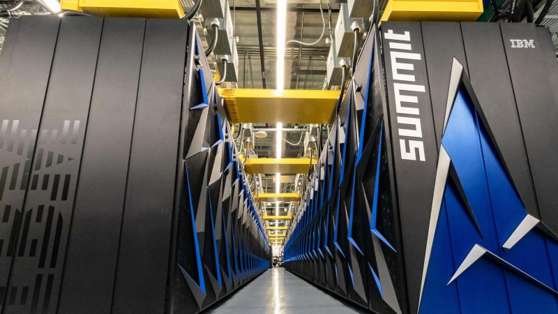 The World's Fastest Computer Currently Searching For Coronavirus Cure