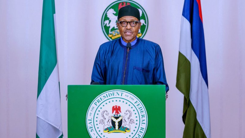 ECOWAS Named President Buhari Champion Of Coronavirus Response