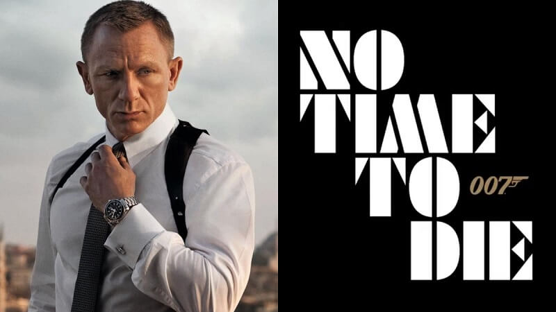 'James Bond - No Time To Die' Release Date Postponed
