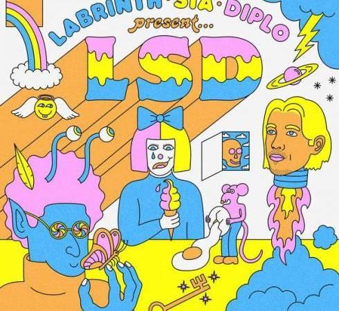 Labrinth, Sia & Diplo Present – LSD