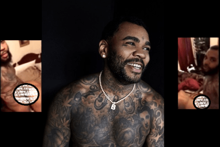 Rapper Kevin Gates' Sex Tape Leaks Online, Fans React