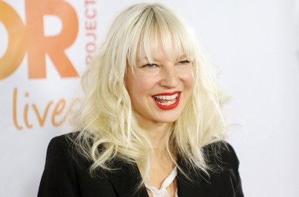Sia Reveals She Adopted Two Sons In 2019