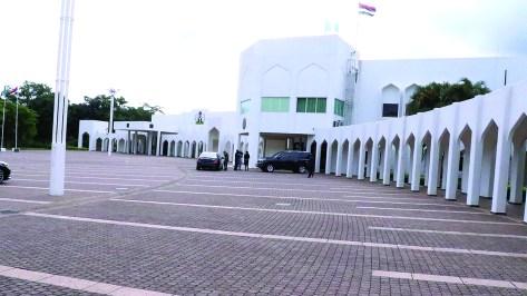 Aisha's ADC, Escort Commander, Riot Cops May Face Panel Over Aso Villa Shooting