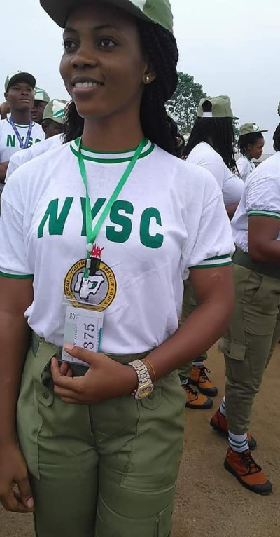 Beautiful NYSC Corper Slumps And Dies In Rivers State