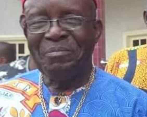 Chairman Of Tonimas, Onowu Enukeme Is Dead
