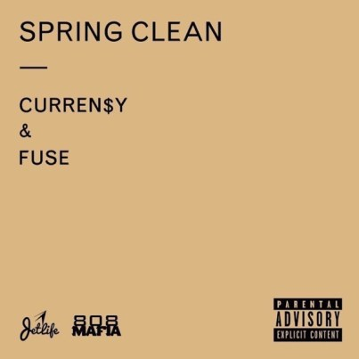 CurrenSy & Fuse – Spring Clean