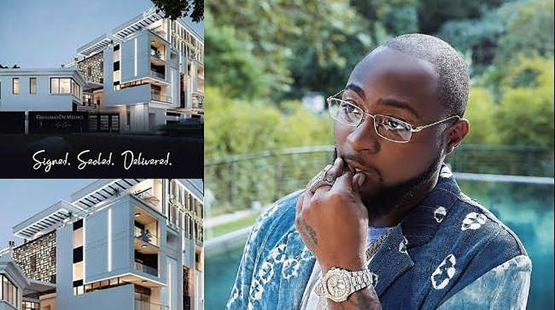 Davido Changes Phone Number, As He Moves Into Banana Island Mansion